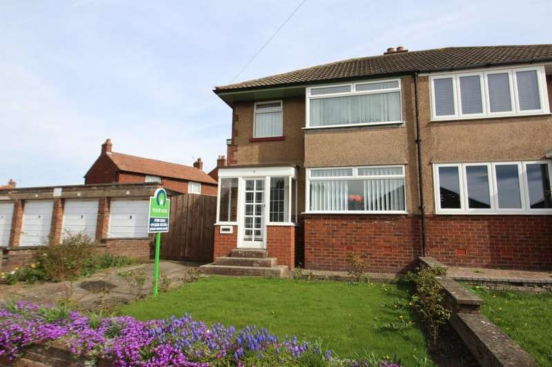 4 Bedrooms Semi Detached House for sale in Beaumont Road, Carlisle, CA2