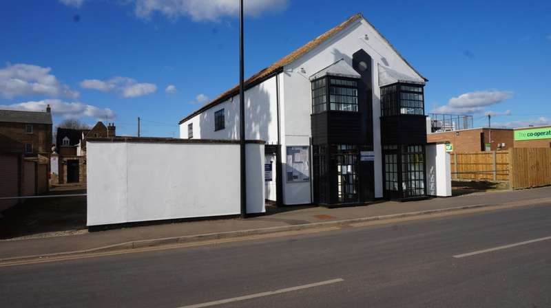 Land Commercial for sale in Grosvenor Road, Whittlesey, PE7
