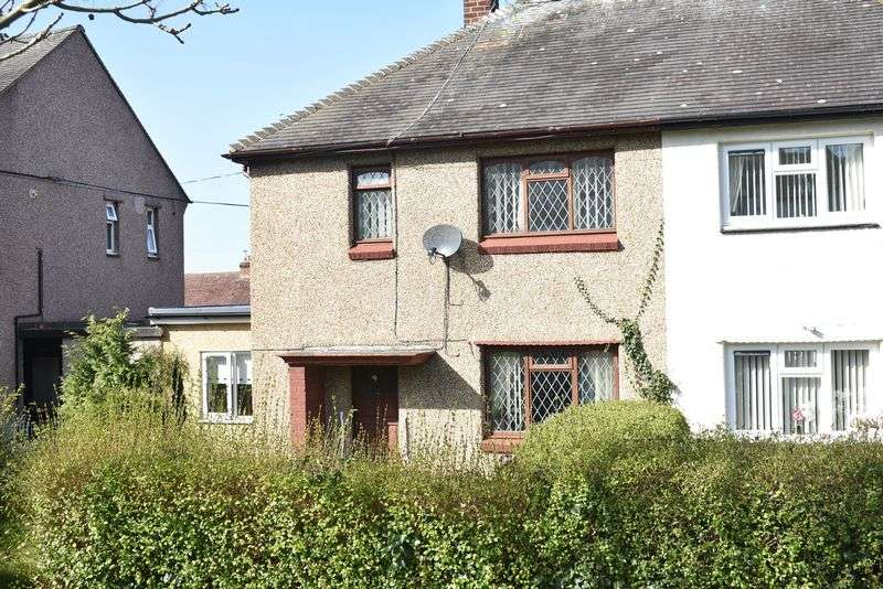 3 Bedrooms Semi Detached House for sale in Ffordd Talargoch, Meliden