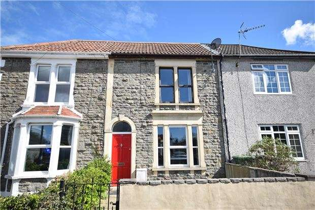 3 Bedrooms Terraced House for sale in Shrubbery Road, Downend, BRISTOL, BS16 5TA