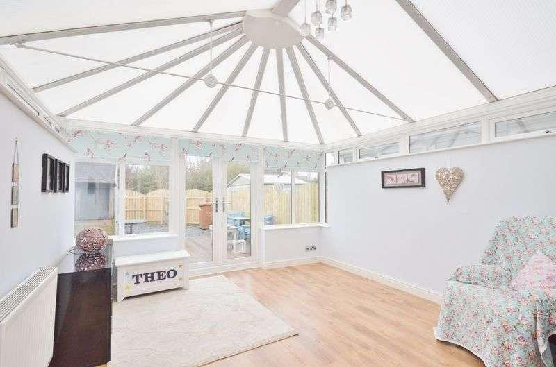 2 Bedrooms Terraced House for sale in Croftlands Bigrigg