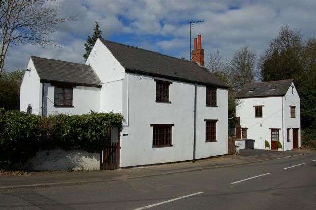 3 Bedrooms Detached House for sale in Violet Lane, Creaton, Northampton NN6 8NR