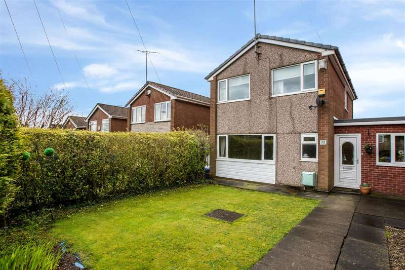 3 Bedrooms Link Detached House for sale in South View Terrace, Smithy Bridge, OL16 2SW