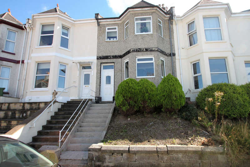 1 Bedroom Ground Flat for sale in Stoke, Plymouth