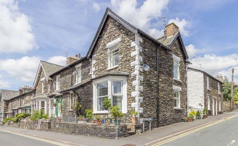5 Bedrooms End Of Terrace House for sale in Chartfield, 29 Oak Street, Windermere.