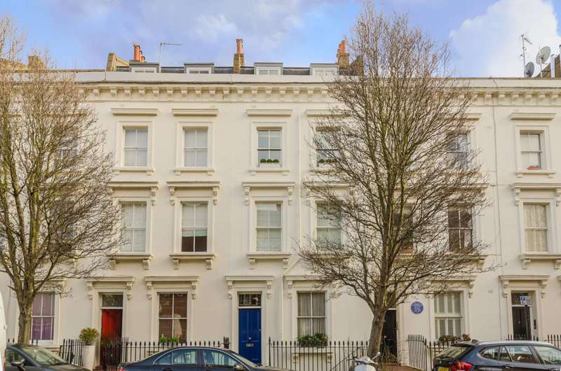 4 Bedrooms Maisonette Flat for sale in Ranelagh Road, Pimlico, SW1V