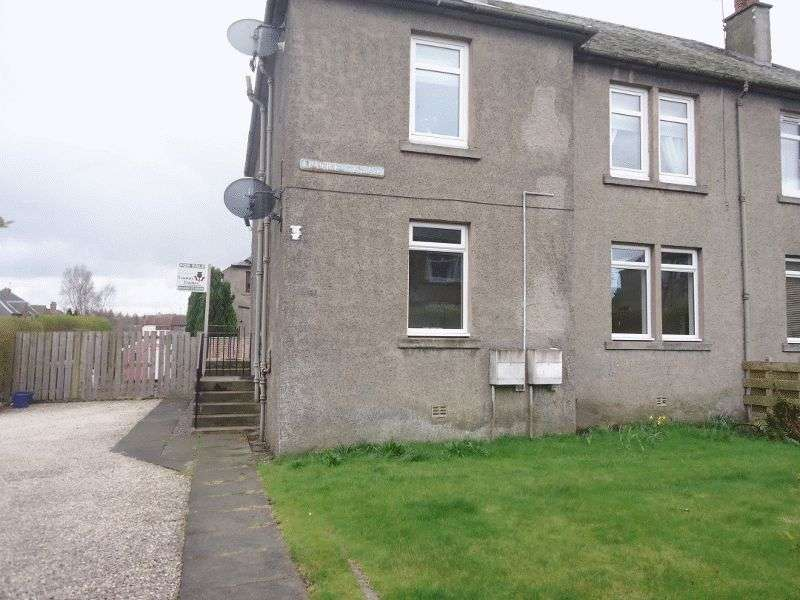 2 Bedrooms Flat for sale in Craigrie Terrace, Clackmannan