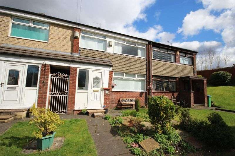 3 Bedrooms Mews House for sale in Neilson Close, Middleton, Manchester M24 2BQ