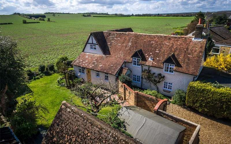 4 Bedrooms House for sale in Rectory Road, Campton, Shefford, Bedfordshire