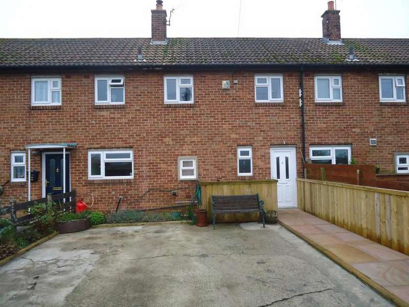 3 Bedrooms Cottage House for sale in 8 West End Terrace, Brawby, Malton
