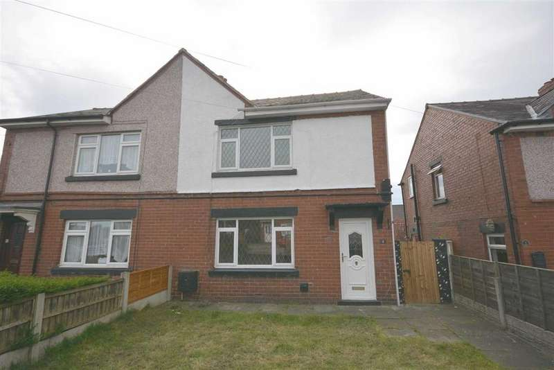 3 Bedrooms Semi Detached House for sale in The Avenue, Standish Lower Ground, Wigan, WN6