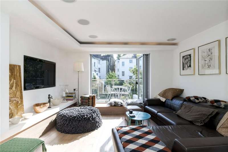 4 Bedrooms House for sale in Waterside Place, Primrose Hill, London, NW1