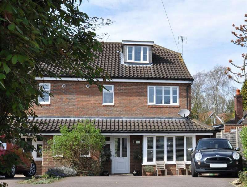 4 Bedrooms Semi Detached House for sale in Watford Road, St. Albans, Hertfordshire