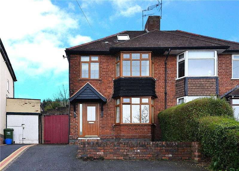 4 Bedrooms Semi Detached House for sale in Wolverhampton Road, Kidderminster, DY10