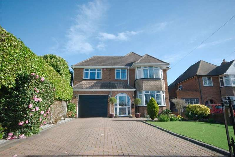 4 Bedrooms Detached House for sale in Grange Lane, Four Oaks, Sutton Coldfield, West Midlands