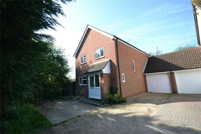 4 Bedrooms Detached House for sale in Longship Way, Maldon, Essex