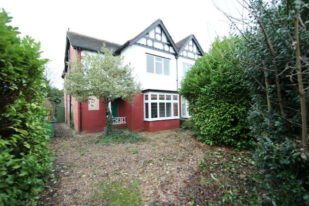4 Bedrooms Semi Detached House for sale in Hale Road, Hale