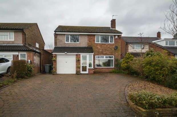 3 Bedrooms Detached House for sale in Ash Lane, Hale