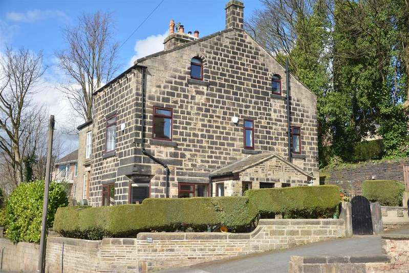 4 Bedrooms Semi Detached House for sale in Over Lane, Rawdon