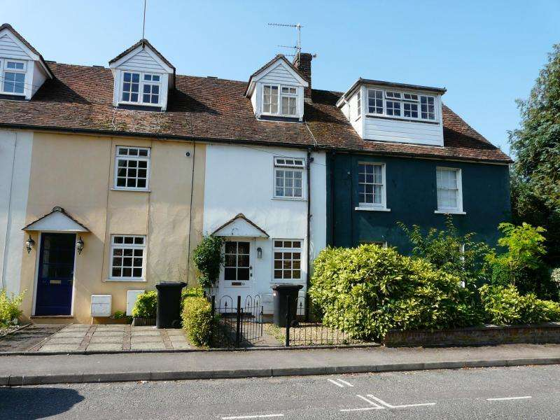 2 Bedrooms Terraced House for sale in Park Street, Hungerford
