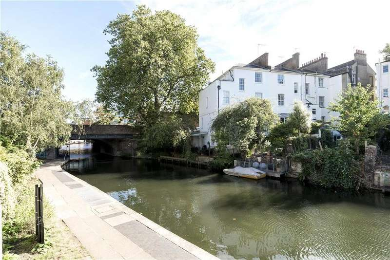 4 Bedrooms Terraced House for sale in Waterside Place, Primrose Hill, London, NW1