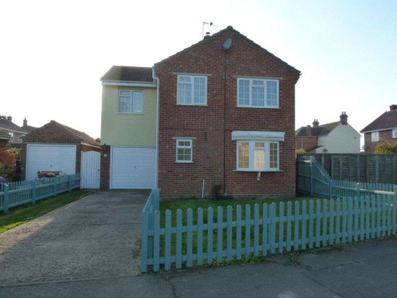 4 Bedrooms Detached House for sale in Oakwood Avenue, West Mersea
