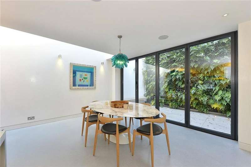 3 Bedrooms House for sale in Molyneux Street, Marylebone, London, W1H