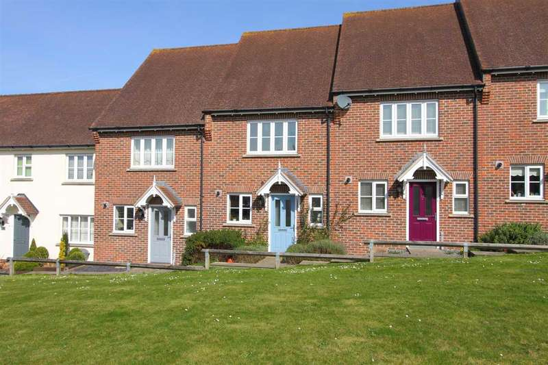 2 Bedrooms Terraced House for sale in Overton Hill, Overton
