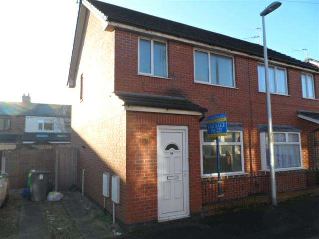 3 Bedrooms Semi Detached House for sale in Boome Street, Blackpool, FY4 2JX
