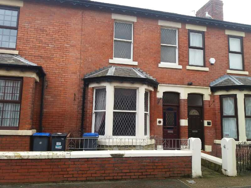 3 Bedrooms Terraced House for sale in Granville Road, Blackpool, FY1 3NP