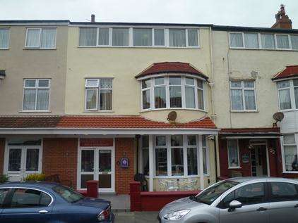 Hotel Commercial for sale in Gynn Avenue, Blackpool, FY1 2LS