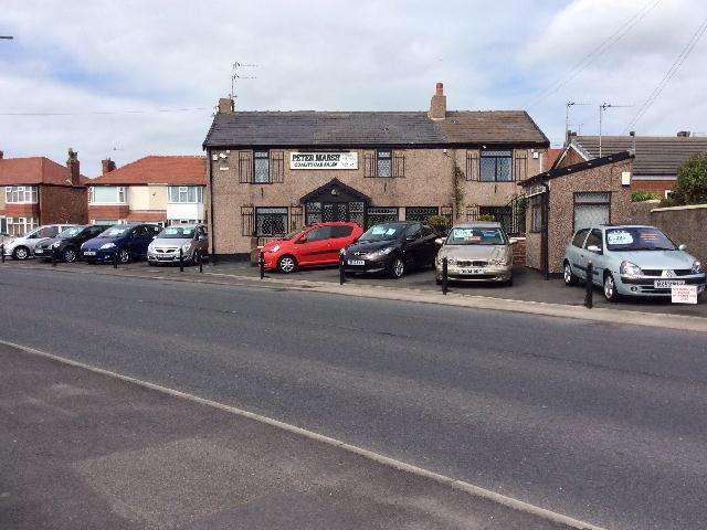 Retail Property (high Street) Commercial for sale in Midgeland Road, Blackpool, FY4 5HD
