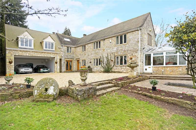 5 Bedrooms Detached House for sale in Seven Leaze Lane, Edge, Stroud, Gloucestershire, GL6