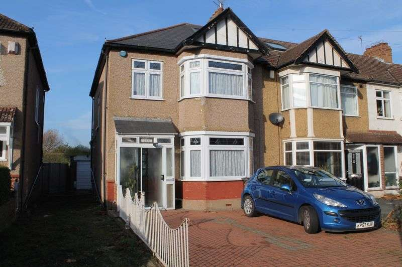 3 Bedrooms Terraced House for sale in LADYSMITH ROAD ENFIELD