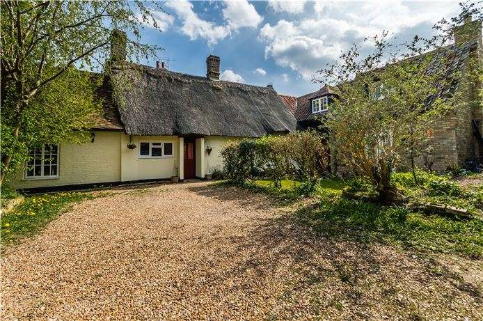 5 Bedrooms Cottage House for sale in Townley Cottages, Fulbourn