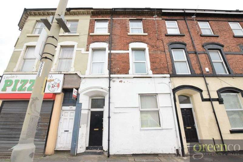 Property for sale in Oakfield Road, Liverpool