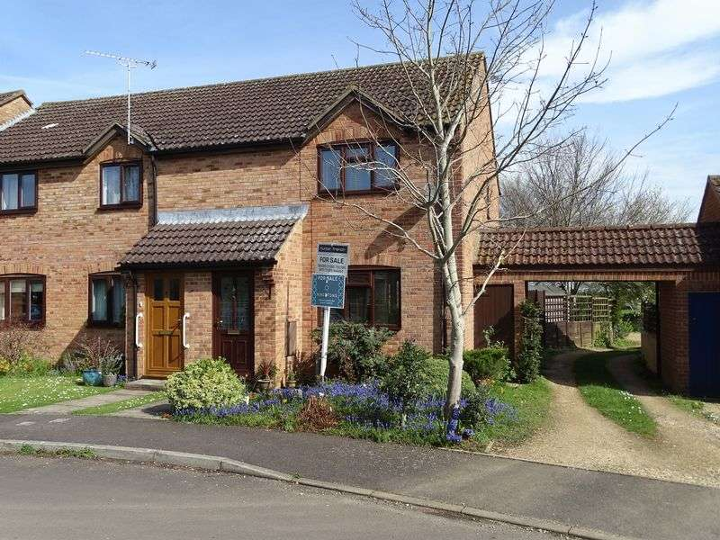 3 Bedrooms Semi Detached House for sale in Cooks Close, Seend, Melksham
