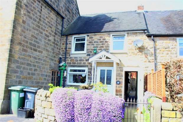 2 Bedrooms Terraced House for sale in Front Street, Fritchley, Belper, Derbyshire