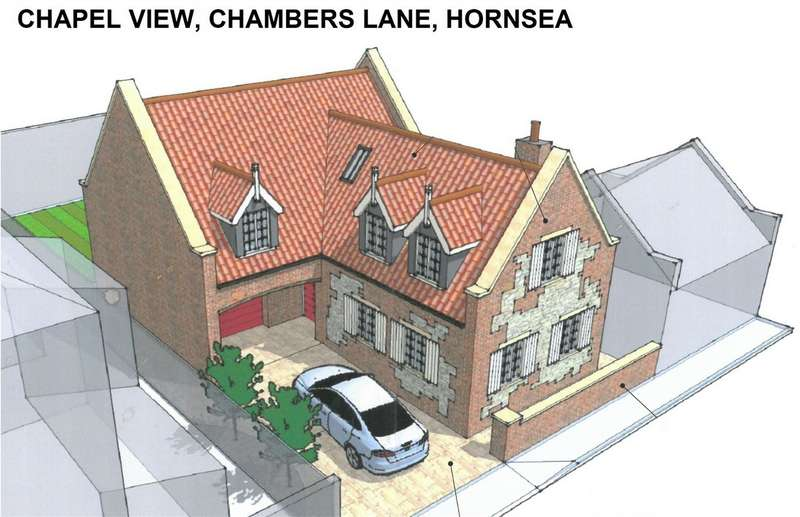 3 Bedrooms Land Commercial for sale in Chambers Lane, Hornsea