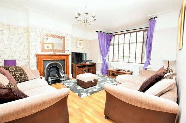 5 Bedrooms Terraced House for sale in Birchfield Road, Abington, Northampton