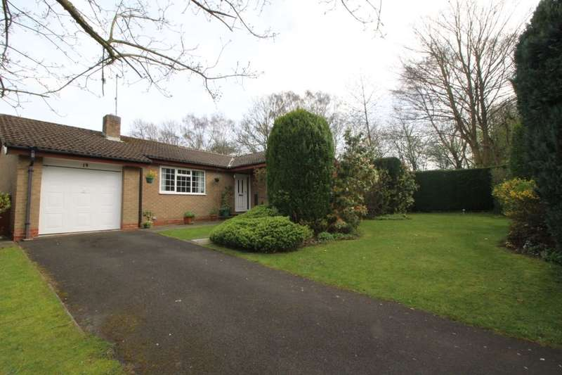 3 Bedrooms Detached Bungalow for rent in Westsyde, Newcastle Upon Tyne, NE20