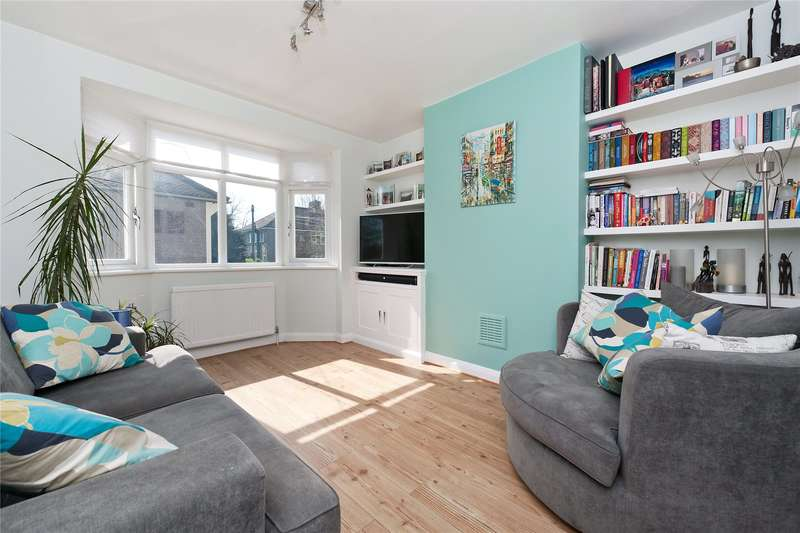 2 Bedrooms Apartment Flat for sale in Ridgemount Close, Anerley