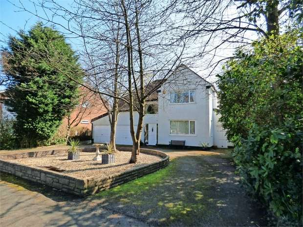 4 Bedrooms Detached House for sale in Winchester Avenue, Chorley, Lancashire