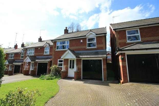 3 Bedrooms Detached House for rent in Elvetham Road, Edgbaston, West Midlands