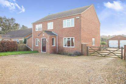 3 Bedrooms Detached House for sale in Friday Bridge, Wisbech, Norfolk