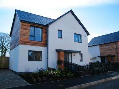 4 Bedrooms Detached House for sale in Moorview Lane, Marldon