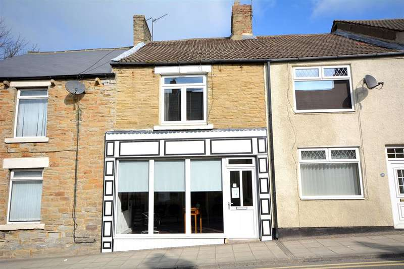 1 Bedroom Property for sale in Main Street, Shildon, DL4 1AL