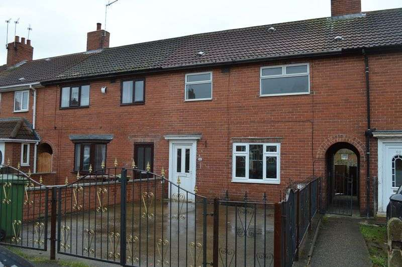 3 Bedrooms House for sale in Smeaton Road, Pontefract