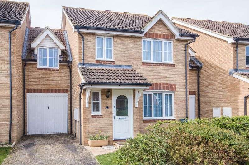 3 Bedrooms Detached House for sale in Hersden