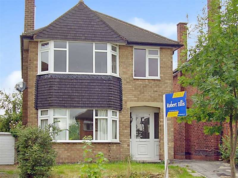 3 Bedrooms Detached House for rent in Bankfield Drive, Bramcote, NG9 3EH